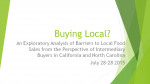 Buying Local PowerPoint Presentation (1)